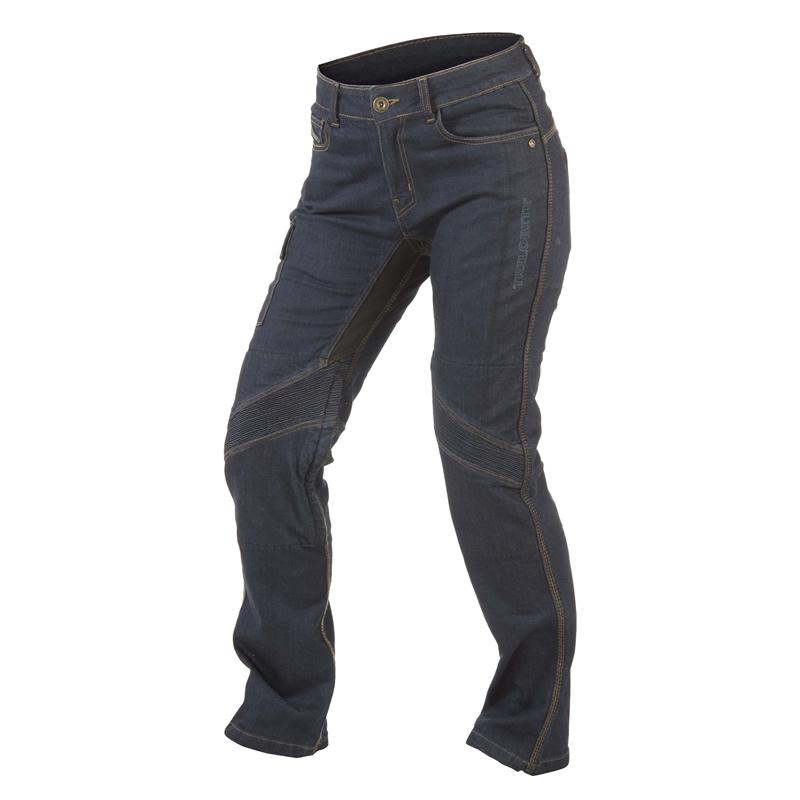 Elastische Damenhose Titan-gelb Chillaz Active Women Pant