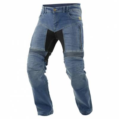 Trilobite Herren Jeans Parado Slim-Fit, blau