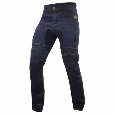 Trilobite Herren Jeans Parado Slim-Fit, dunkelblau