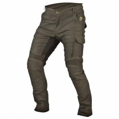 Trilobite Jeans Acid Scrambler, Länge 32, khaki