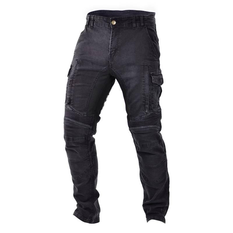 Trilobite Jeans Acid Scrambler, Länge 32, schwarz