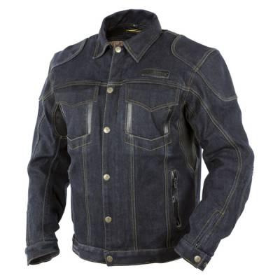 Trilobite Jeans Jacke Agnox, blau