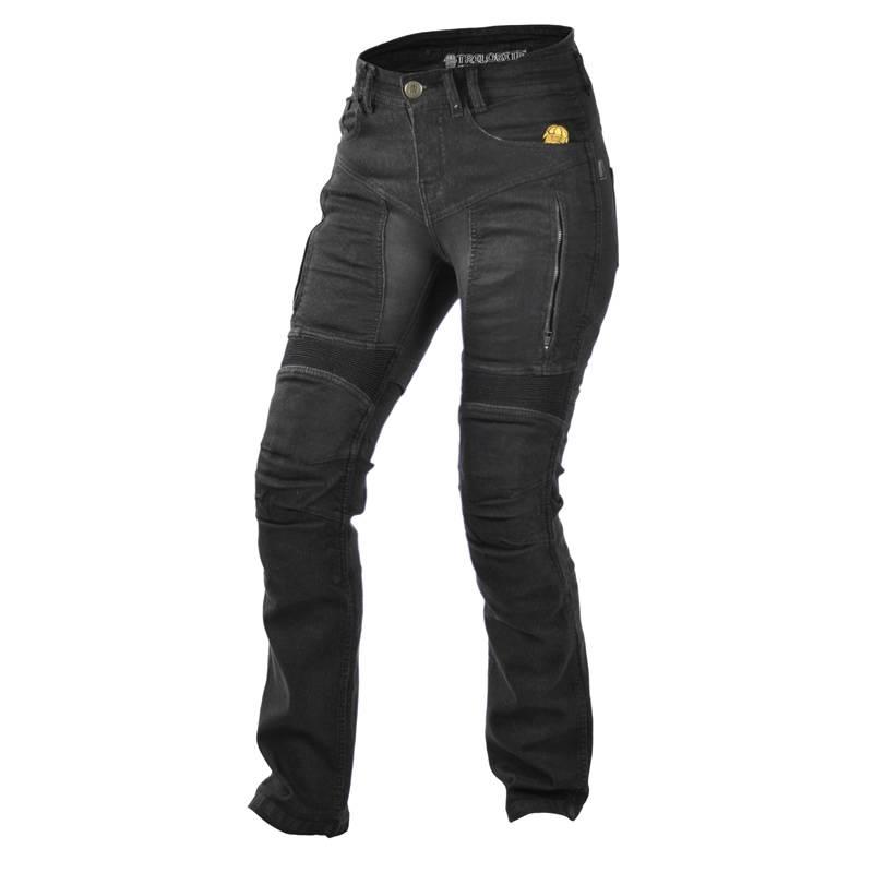 Trilobite Jeans Parado Damen, Länge 34, schwarz