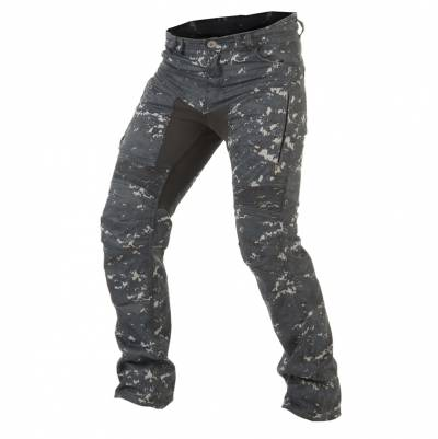 Trilobite Jeans Parado, Länge 32, Digi Camo blau