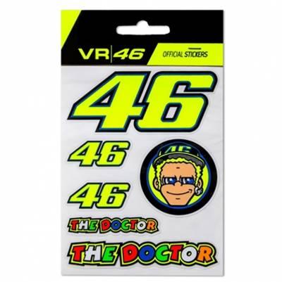 VR46 Aufkleber