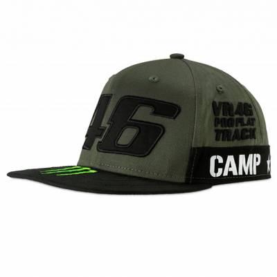 VR46 Cap Green, grün