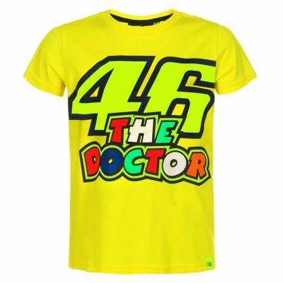 VR46 Kinder T-Shirt 46 The Doctor