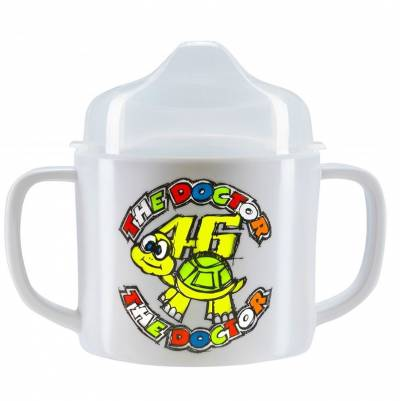 VR46 Kindertasse Turtle The Doctor