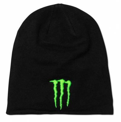 VR46 Mütze Sponsor 2017, schwarz-grün