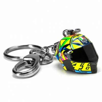 VR46 Schlüsselanhänger 3D Helm