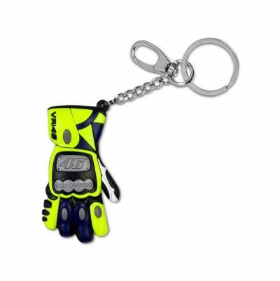 VR46 Schlüsselanhänger Multi Handschuh The Doctor