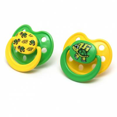 VR46 Schnuller Turtle Set