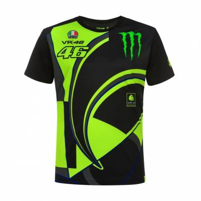 VR46 T-Shirt Monster 46 Replik