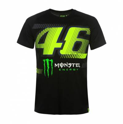 VR46 T-Shirt Monza 46 Monster