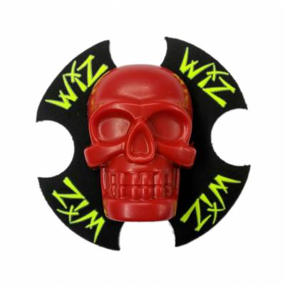 Wiz Racing Knieschleifer SkullZ 3D