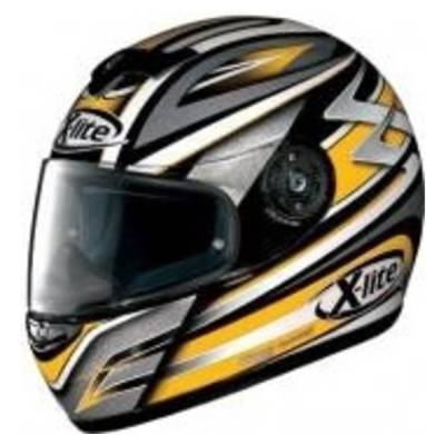 X-Lite B-Ware - Helm X-601 Horizon, schwarz-gelb-grau