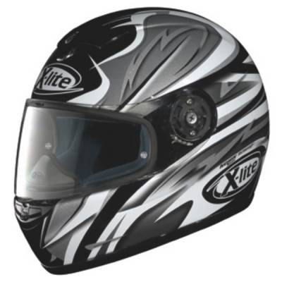 X-Lite B-Ware - Helm X-601 Lightning, schwarz-grau