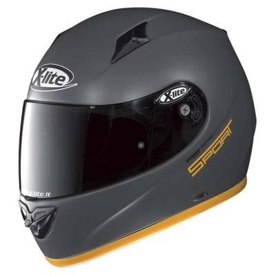 X-Lite B-Ware Helm X602 Sport N-Com #80, flat cool grey