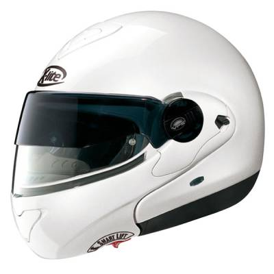 X-Lite Helm X-1002 Elegance Ncom, weiß