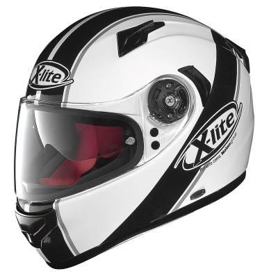 X-Lite Helm X-661 Vinity N-Com, weiß-schwarz
