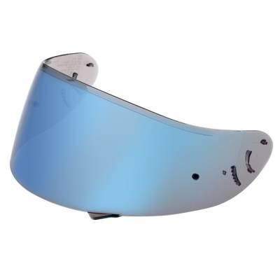 X-Lite Visier, blau verspiegelt
