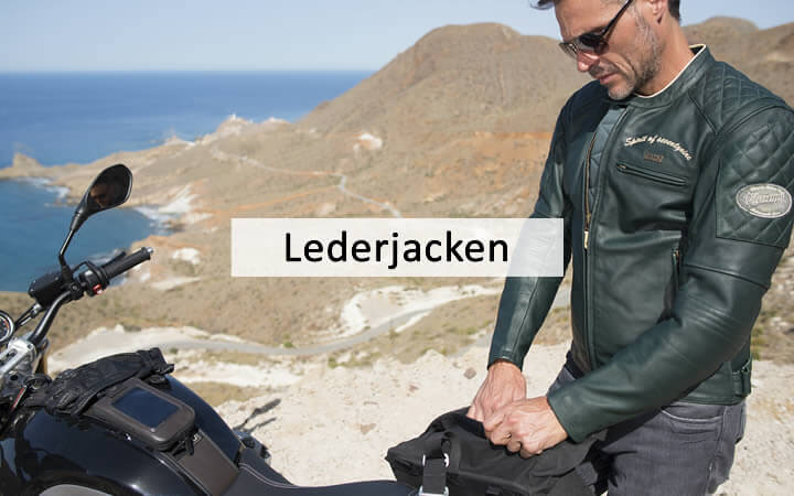 iXS Lederjacken