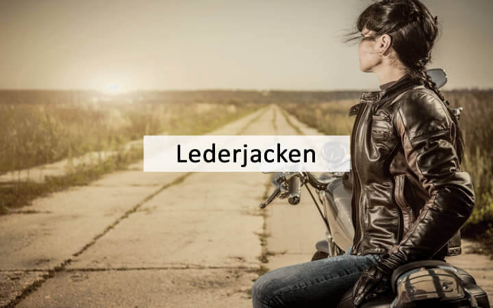 Damen Lederjacken