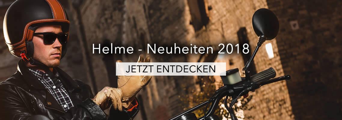 Helm-Neuheiten 2018